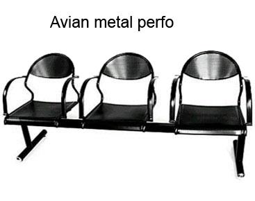 Avian Metal Perfo