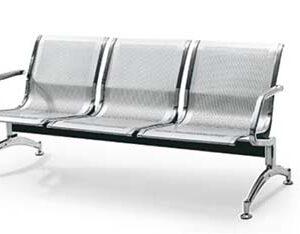 Avian Lounge 3 Seater – Metal